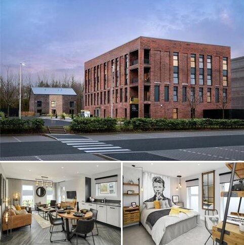 2 bedroom apartment for sale - Plot 5 - Prince's Quay, Pacific Drive, Glasgow, G51