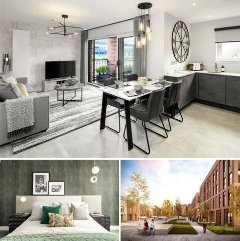 3 bedroom apartment for sale - Plot 4 - Prince's Quay, Pacific Drive, Glasgow, G51
