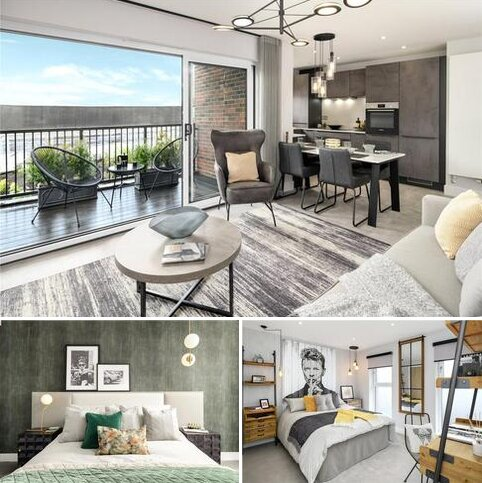 2 bedroom apartment for sale - Plot 3 - Prince's Quay, Pacific Drive, Glasgow, G51