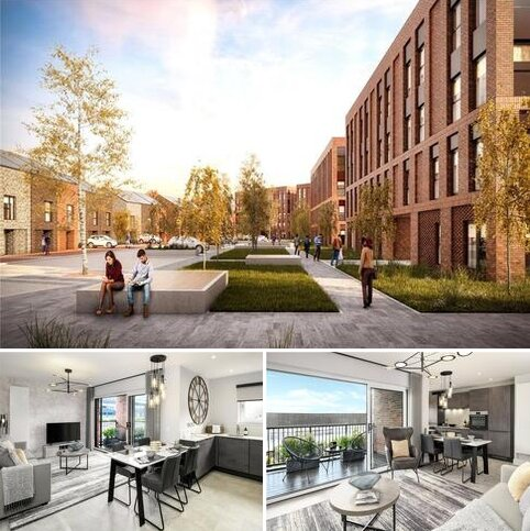 3 bedroom apartment for sale - Plot 21 - Prince's Quay, Pacific Drive, Glasgow, G51