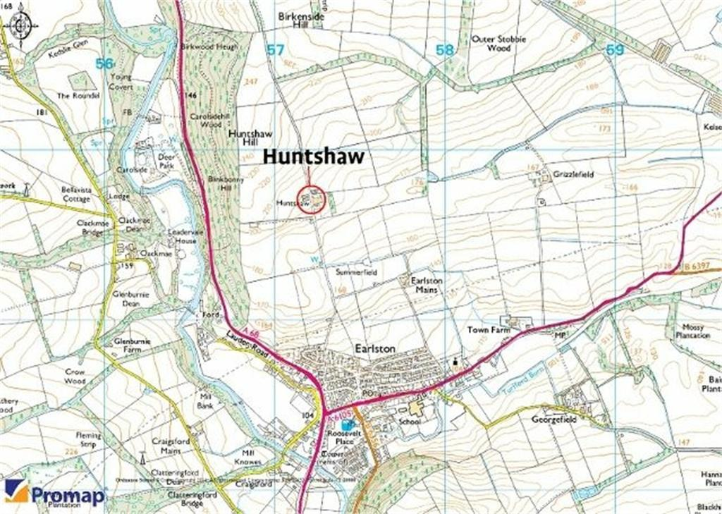 Land Commercial for sale in Huntshaw, Earlston