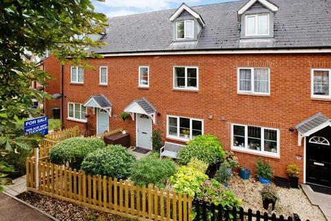 3 bedroom terraced house for sale - Rogers Walk, Cotford St. Luke, Taunton TA4