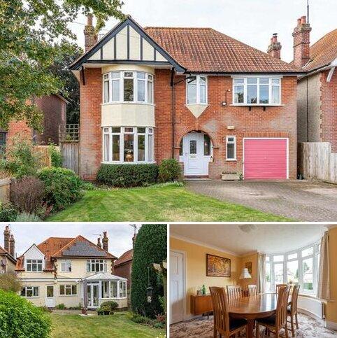 4 bedroom detached house for sale - Bucklesham Road, Ipswich IP3 8TP