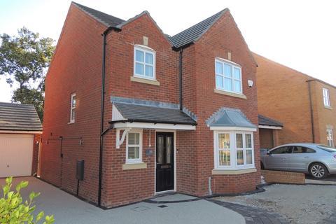 3 bedroom detached house for sale - Wimboldsley Avenue, Middlewich