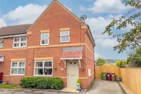 3 bedroom end of terrace house for sale - Wilkinson Way, Scunthorpe, Lincolnshire, DN16