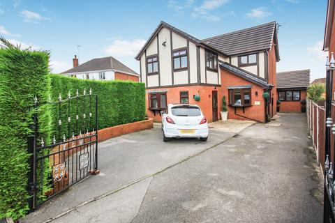 3 bedroom detached house for sale - Woodhall Road, Kidsgrove, Stoke-on-Trent
