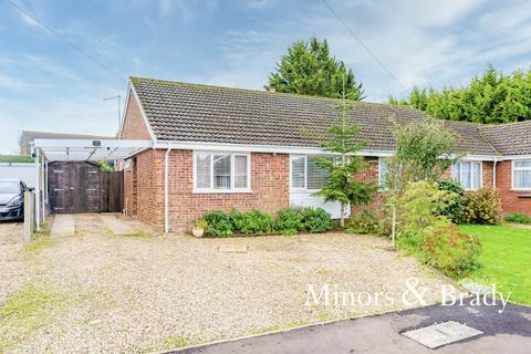 3 bedroom semi-detached bungalow for sale - Crosskeys Way, Mattishall