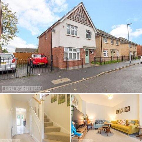 3 bedroom detached house for sale - Kingsley Avenue, Moston, Manchester, M9
