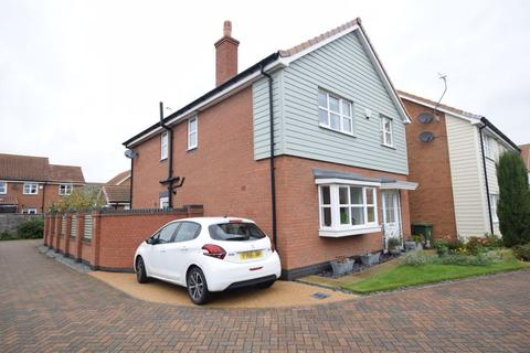 4 bedroom detached house for sale - Pollards Close, Hedon