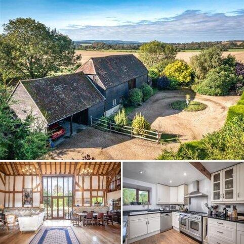 4 bedroom detached house for sale - Tillington, Near Petworth, West Sussex, GU28