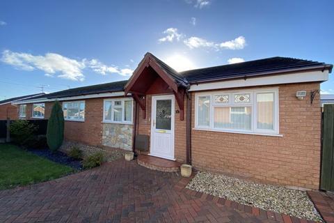 3 bedroom semi-detached bungalow for sale - Y Fron, Johnstown, Wrexham