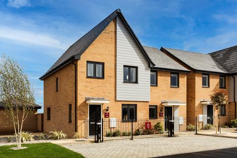 3 bedroom detached house to rent - High Park Drive, Wolverton Mill, Milton Keynes, MK12