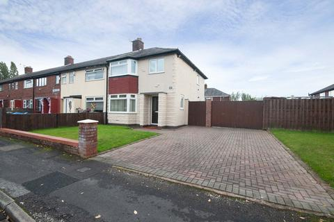 3 bedroom end of terrace house for sale - Fairbrother Crescent, Warrington, WA2