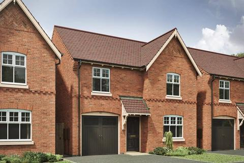 3 bedroom detached house for sale - Plot 324, 329, The Alford Victorian 4th Edition at Ashby Gardens, Tudor Rise, Burton Road LE65