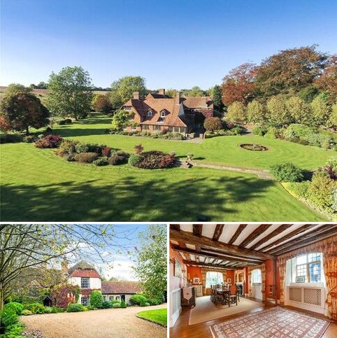 7 bedroom detached house for sale - West Meon, Petersfield, Hampshire, GU32