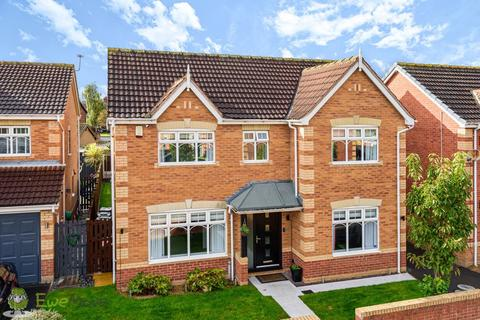 4 bedroom detached house for sale - Whinbeck Avenue, Normanton, Wakefield WF6 1UD