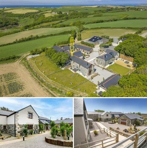 4 bedroom character property for sale - Nanfant Barns, Churchtown, Helston, Cornwall, TR12