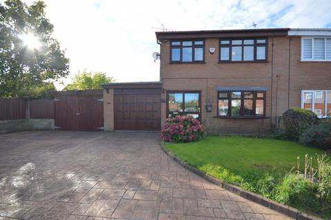 3 bedroom semi-detached house for sale - Kelsall Close, Widnes