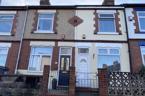 2 bedroom terraced house for sale - Grovenor Avenue,