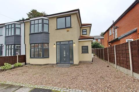 4 bedroom semi-detached house for sale - Stand Avenue, Whitefield, Manchester