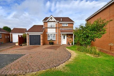 3 bedroom detached house for sale - Foxhill Close, Fallowfield, Ashington