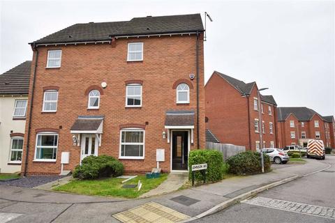 4 bedroom terraced house to rent - St Rochus Drive, Wellingborough