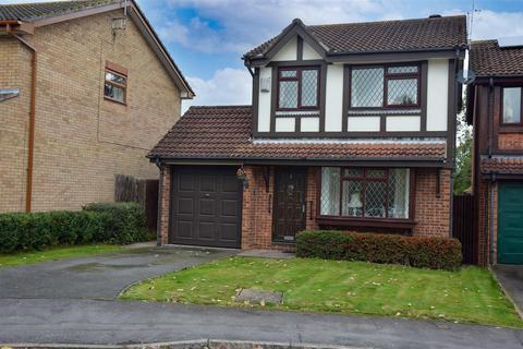 3 bedroom detached house for sale - Elm Avenue, Ashby-De-La-Zouch