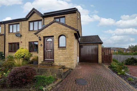 3 bedroom semi-detached house for sale - Barton Manor Close, Crosland Hill, Huddersfield, HD4