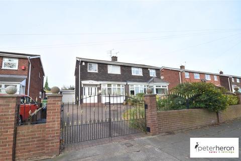 3 bedroom semi-detached house for sale - Farrington Avenue, East Herrington, Sunderland