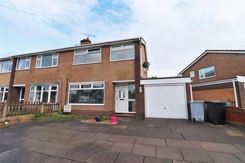 3 bedroom semi-detached house for sale - Roseberry Way, Haslington, Crewe