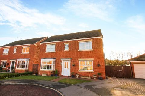 4 bedroom detached house for sale - Hownham Close, Seaton Delaval, Whitley Bay