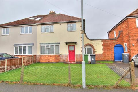 3 bedroom semi-detached house for sale - Jacques Street, Ibstock