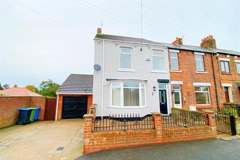 3 bedroom end of terrace house for sale - Rose Cottages, Station Town, Wingate