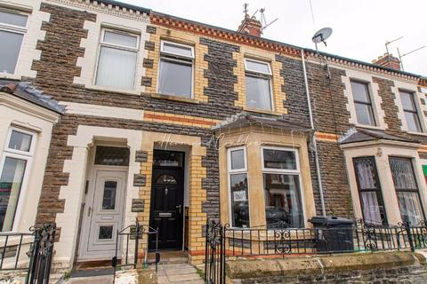 3 bedroom terraced house for sale - Diana Street, Cardiff