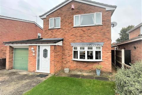 3 bedroom detached house for sale - Goulbourne Avenue, Wrexham