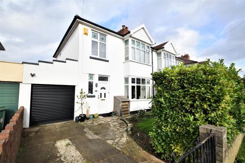 3 bedroom semi-detached house for sale - Cherington Road, Westbury-On-Trym