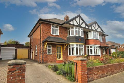 3 bedroom semi-detached house for sale - Claremont Drive, Hartlepool