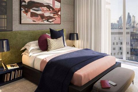 1 bedroom flat for sale - Silk District, London