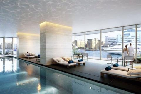 1 bedroom flat for sale - One Park Drive, Canary Wharf