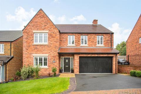 5 bedroom detached house for sale - Longhouse Road, Kilsby, Rugby, Warwickshire, CV23 8YJ
