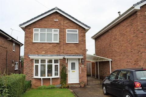3 bedroom detached house for sale - Churchill Avenue, Brigg