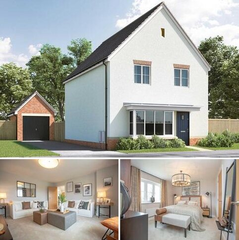 4 bedroom detached house for sale - Plot 28, The Tewkesbury at Barleyfields, Pamington Lane, Tewkesbury, Gloucester GL20