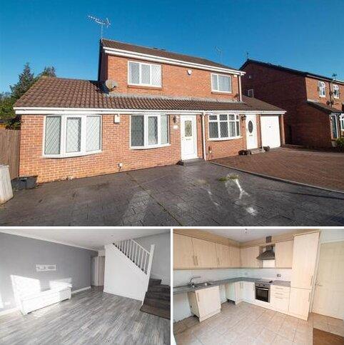 3 bedroom semi-detached house for sale - Glanton Close, Gateshead