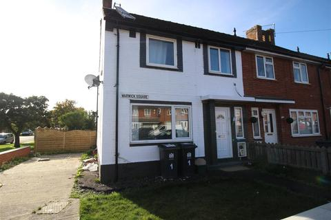 3 bedroom terraced house for sale - Warwick Square, Darlington