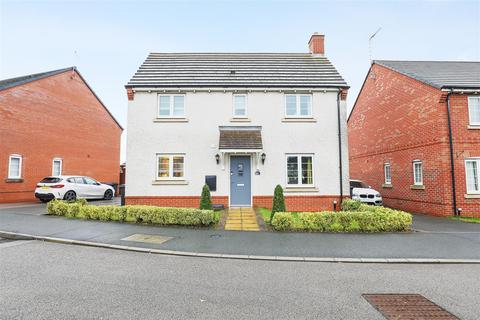 3 bedroom detached house for sale - Old Farm Lane, Newbold Verdon