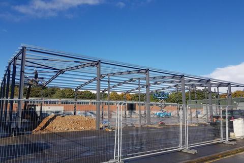 Industrial unit to rent - Units 5, 6 & 7 Plumtree Enterprise Park, Tickhill Road, Doncaster, South Yorkshire, DN11 8EW