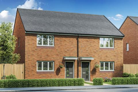 2 bedroom house for sale - Plot 416, The Barton at Riverbank View Phase 3, Salford, Littleton Road, Salford M6