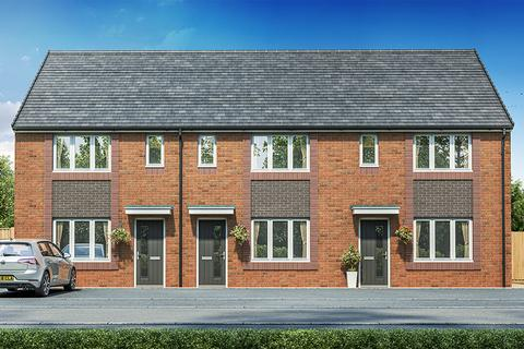 3 bedroom house for sale - Plot 411, The Knightsbridge at Riverbank View Phase 3, Salford, Littleton Road, Salford M6