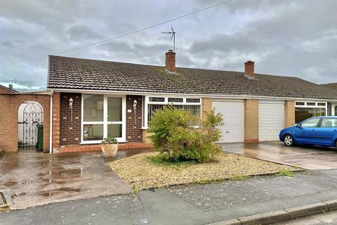 2 bedroom bungalow for sale - Ffordd Tegid, Borras, Wrexham, LL12