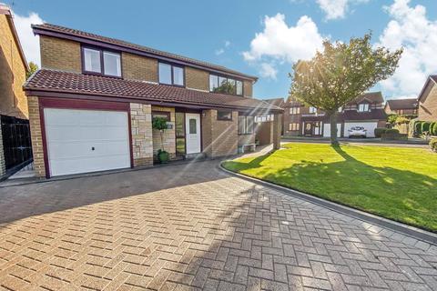 4 bedroom detached house for sale - Setting Stones, Rickleton Village, Washington, Tyne and Wear, NE38 9EU